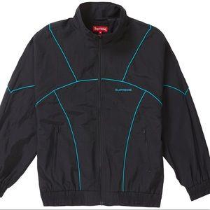 Supreme Piping Track Jacket (SS19) Black